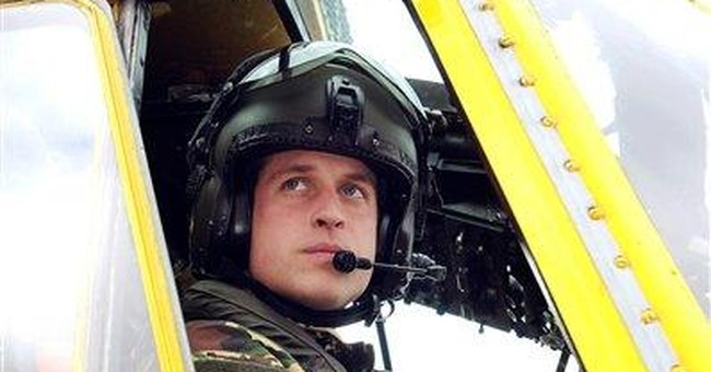 Prince William to be deployed to the Falklands