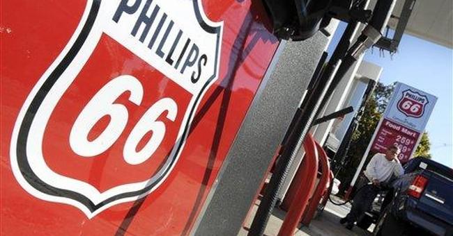 ConocoPhillips names refining company Phillips 66