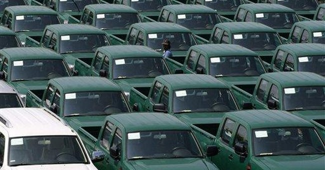 Armies' pickups get military muscle in Thailand