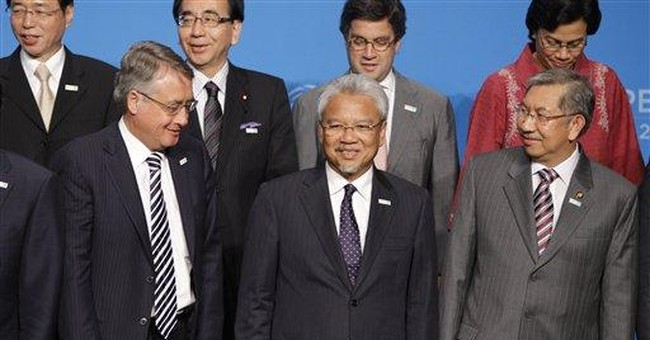 Pacific rim finance chiefs vow to fend off EU woes