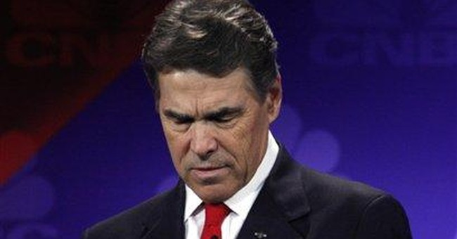 As Cain, Perry scramble, Gingrich seeks an opening