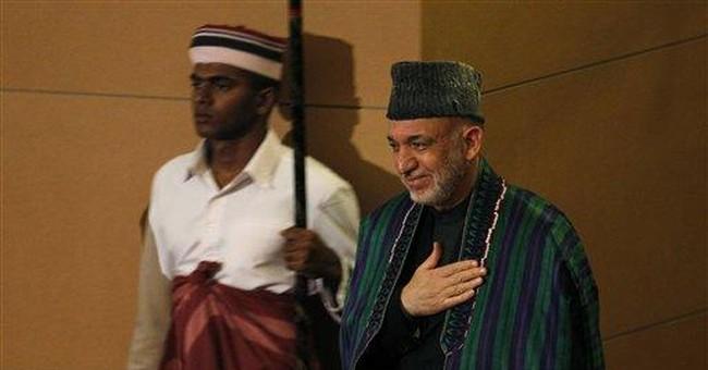 Karzai says India, US deals no threat to region