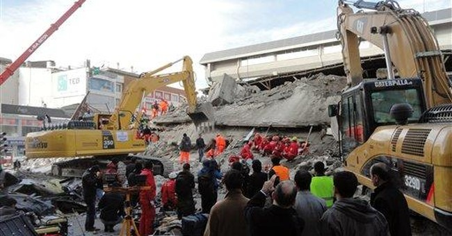 Turkish quake: Japanese aid worker among the dead