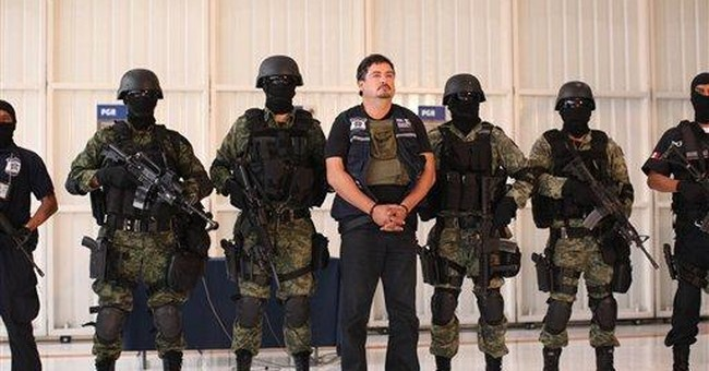 Mexico detains a top operator of Sinaloa cartel