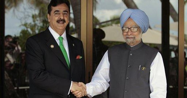 India PM calls for new chapter in Pak relations