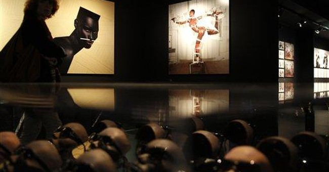 Paris retrospective celebrates ad man Goude