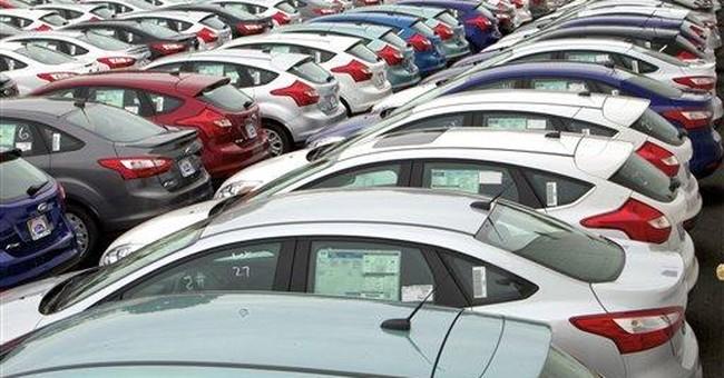LA mayor wants to drop tax to lure car dealers