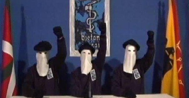 Basque separatist group ETA talks of disarmament