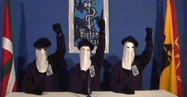 Basque separatist group ETA talks of disarmament