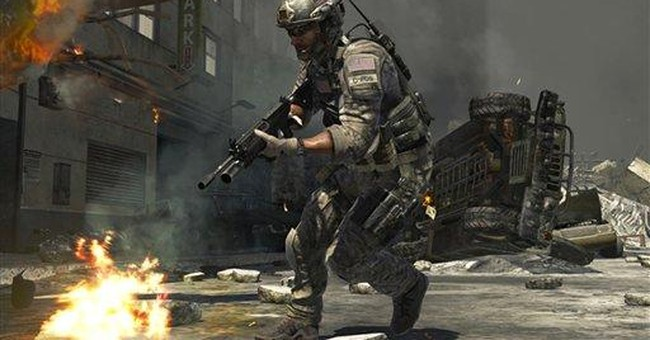 Latest 'Call of Duty' game breaks sales record