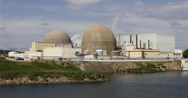 APNewsBreak: Va. nuclear plant gets OK to restart