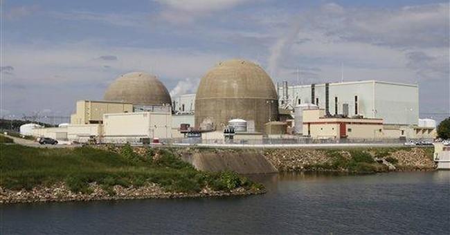 APNewsBreak: Va. nuclear plant gets OK to restart