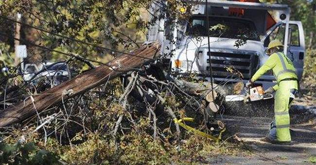 Storm could lead to higher electric rates in Conn.