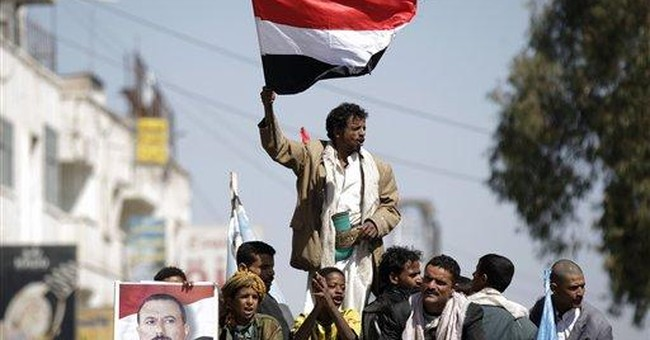 Government shelling kills 14 in southern Yemen