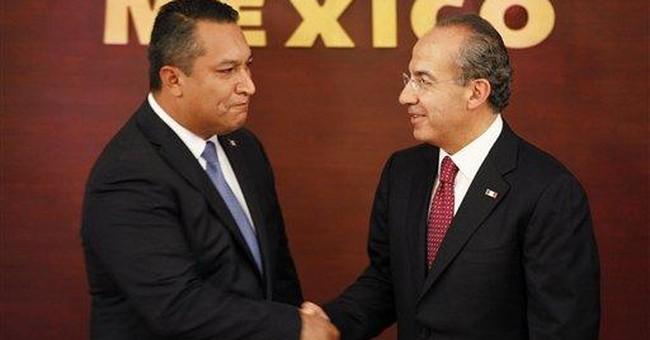Blake Mora: Key strategist in Mexico's drug war