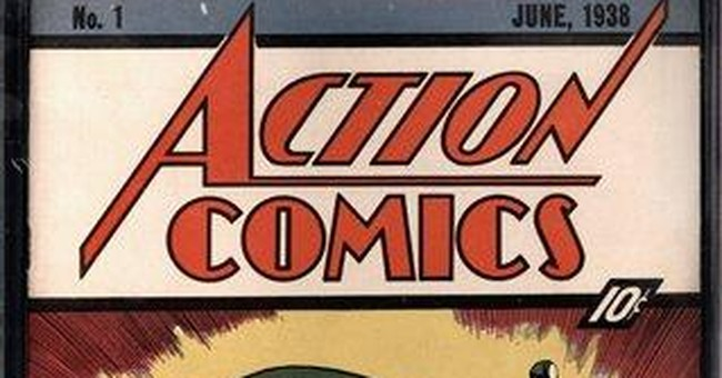 Action Comics 1 _ lost 11 years _ up for sale