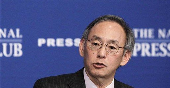 White House circulated plan to replace Chu