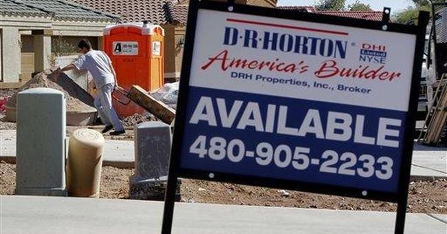 D.R. Horton reports fiscal 4Q profit