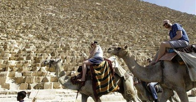 Egypt closes Great Pyramid after rumors of rituals