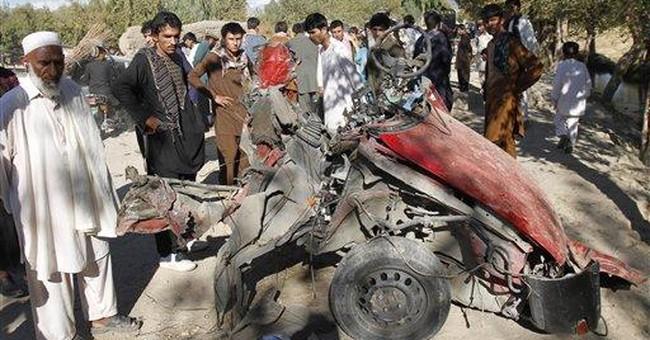 Roadside bomb kills 9 Afghan civilians