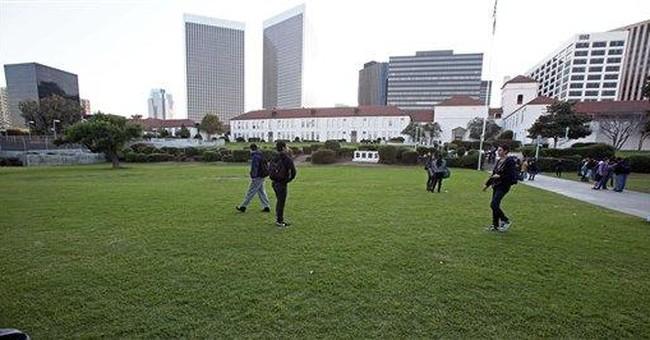 Beverly Hills bids to halt subway tunnel at school