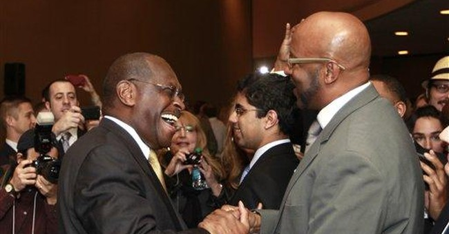 Cain: God said he needed to run for president