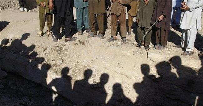 Bomber targets site of Afghan Loya Jirga meeting
