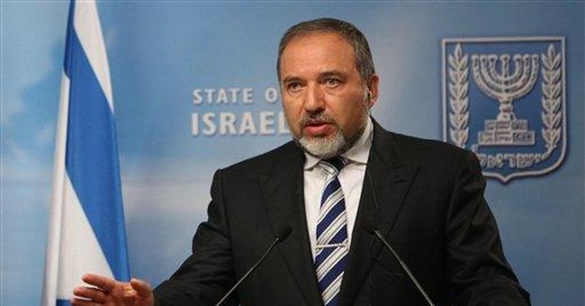 Olmert: Israel's Lieberman had full access