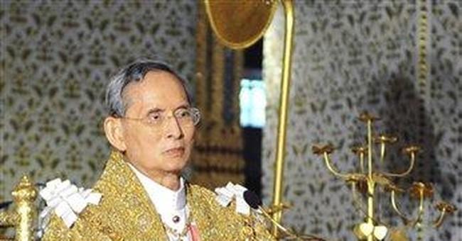 Thai princess: King temporarily lost consciousness