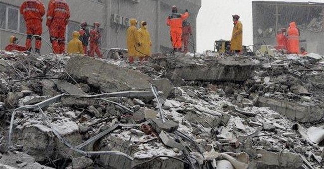 Turkey ends search for quake survivors at hotel