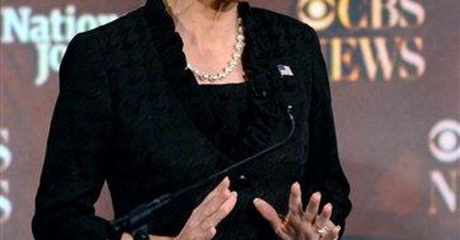 Bachmann insists harsh interrogations be restored