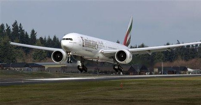 Emirates airline orders 50 more Boeing 777s