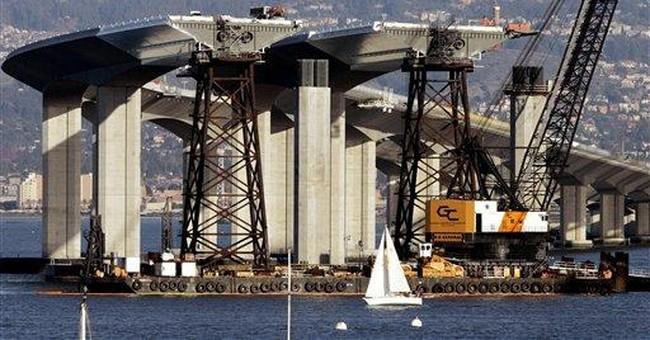 Agency fires tech, says San Francisco bridge safe