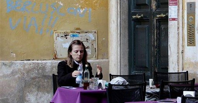 Invisible to tourists: Italy's growing poor