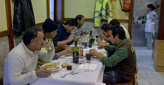 Hard to digest: Spain's long lunches under threat