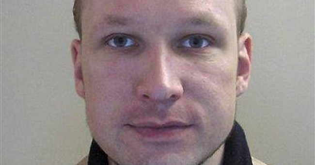 Report: Norway killer hunted for top politicians