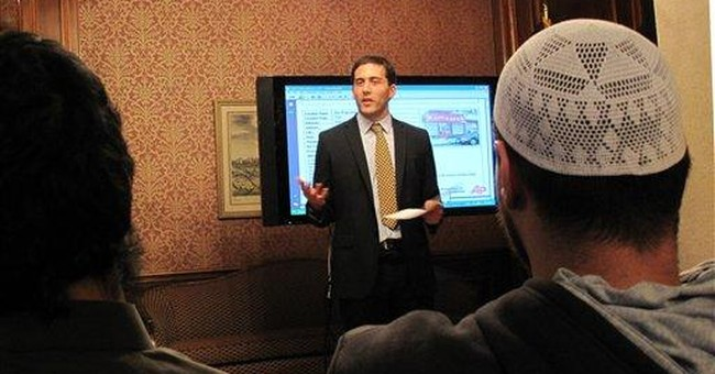Angry over spying, Muslims say: 'Don't call NYPD'