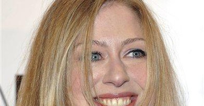 Chelsea Clinton is hired by NBC News