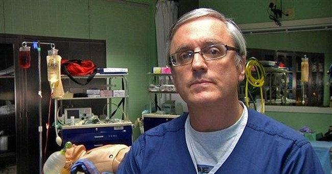Deep-chilling trauma patients to try to save them