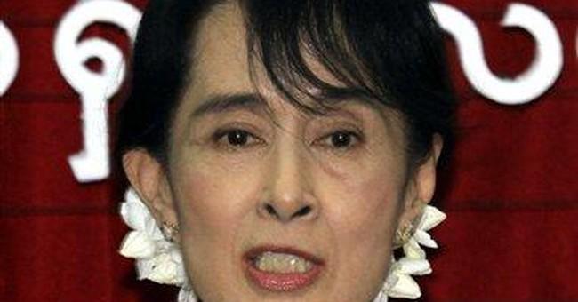 Suu Kyi: Myanmar has made progress, more is needed