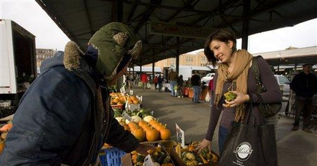 USDA: 'Locally grown' food a $4.8 billion business