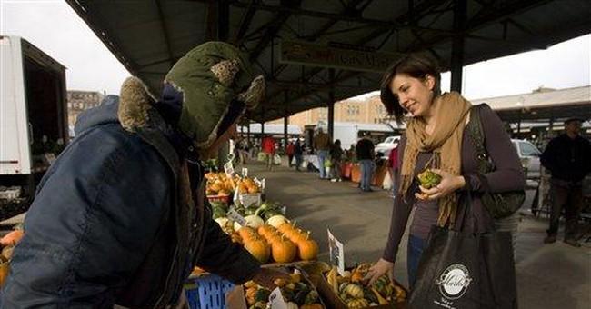 USDA: 'Locally grown' food a $4.8 billion business