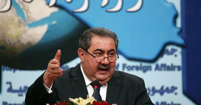 Iraq FM insists Iraq not pressured over Syria vote