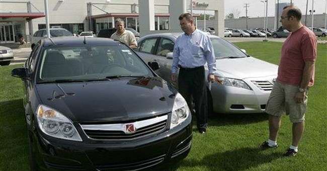 Regulators probing gear shift trouble with GM cars