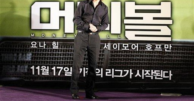 Hollywood star Brad Pitt visits South Korea