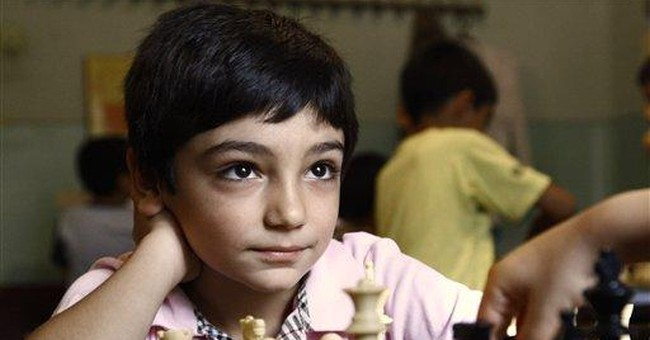 Armenia takes chess obsession into classroom