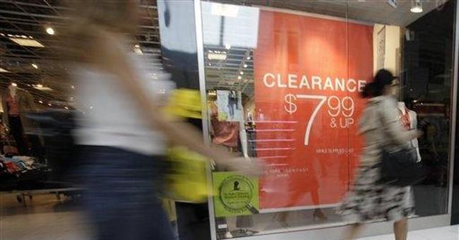 Retail sales increased 0.5 percent in October