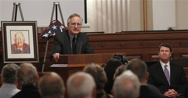 Gay rights pioneer honored on Capitol Hill