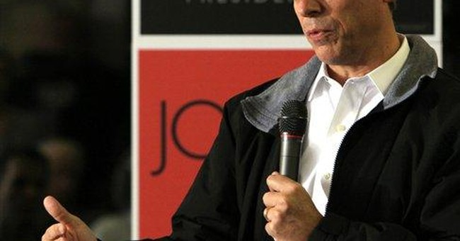 Huntsman hosts 100th NH event