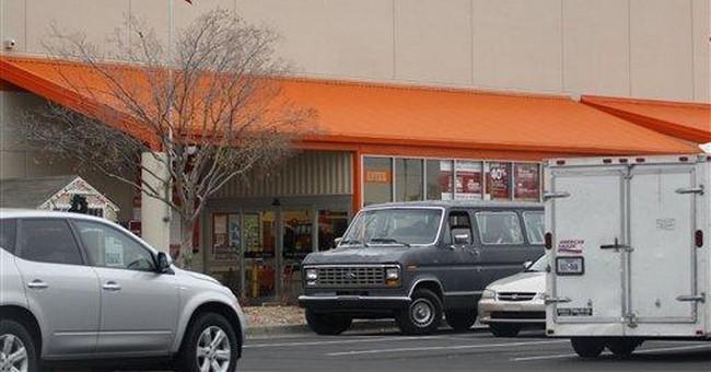 Home Depot's 3Q net rises on storm boost